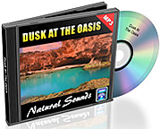Natural Sounds Vol. 05 - Dusk at the Oasis