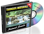 Natural Sounds Vol. 11 - Tranquil Waterfall